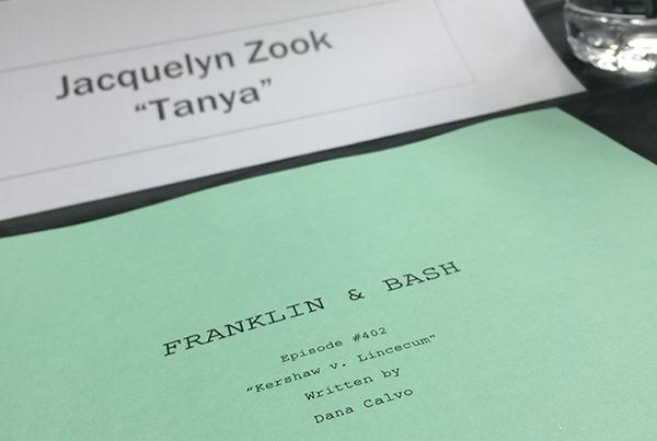 Franklin & Bash Script
